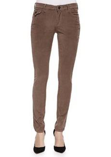 True Religion Halle Flap-Pocket Skinny Pants