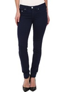 True Religion Halle Higher Rise Skinny Leggings in Dark Navy