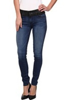 True Religion Halle Mid Rise Super Skinny in Till the End