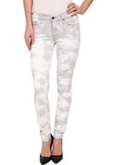 True Religion Halle Moto Mid Rise Skinny in Something Unusual