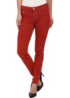 True Religion Halle Phantom Skinny Jeans in Tomato
