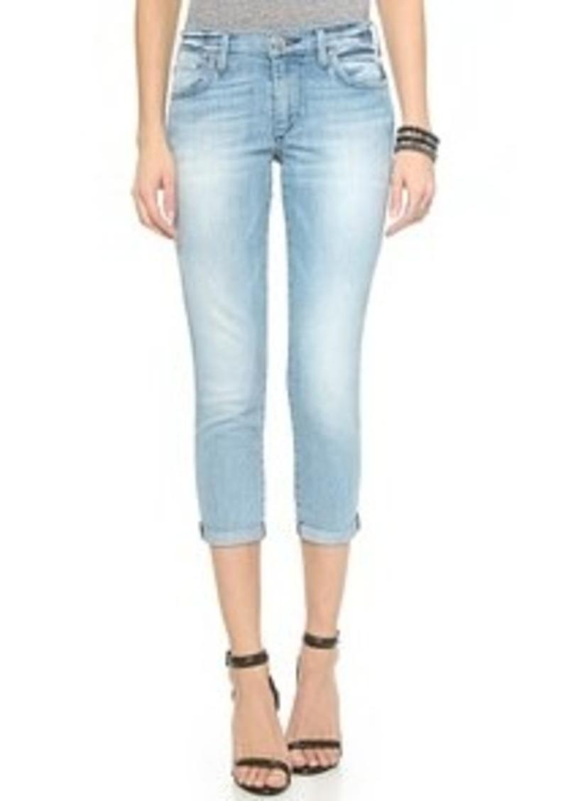 true religion true religion halle skinny cropped jeans. Black Bedroom Furniture Sets. Home Design Ideas
