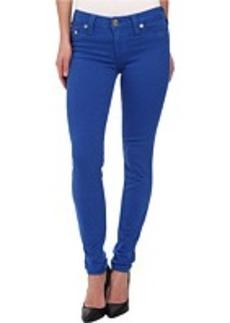 True Religion Halle Super Skinny Leggings in Royal Blue