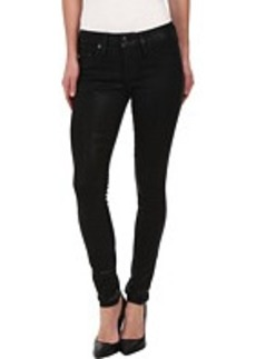 True Religion Halle Super Skinny Vixen Jeans in Black