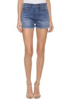 True Religion High Rise Ava Cutoff Shorts