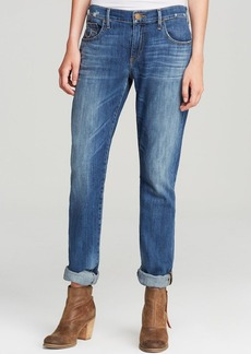 True Religion Jeans - Audrey Slim Boyfriend in Spring Ink