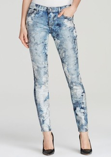 True Religion Jeans - Casey Low Rise Super Skinny in If By Morning