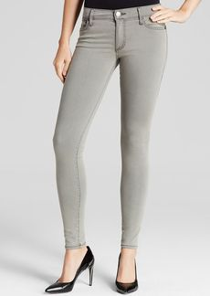 True Religion Jeans - Halle Mid Rise Super Skinny in Protesters Song