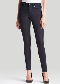 True Religion Jeans - High Rise Halle Super Skinny in Body Rinse