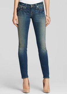 True Religion Jeans - Julie Core Skinny in Blue Storm
