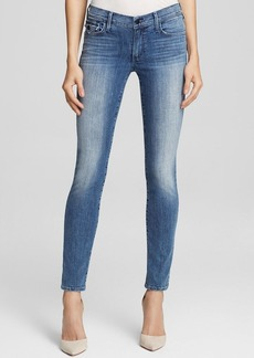 True Religion Jeans - Victoria Cigarette Ankle with Flap Pocket in Earth's Mystery