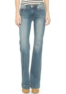 True Religion Jessica Low Rise Flare Jeans