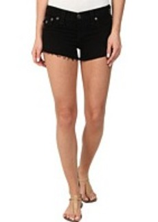 True Religion Joey Cut Off Shorts in Supervixen