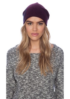 True Religion Lettered Slouchy Beanie