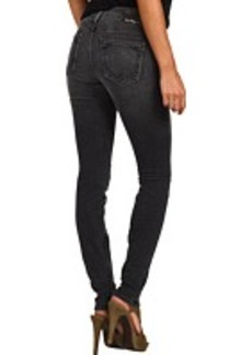 True Religion Lonestar Amanda High-Rise Zipper Inseam Skinny in Dawn River