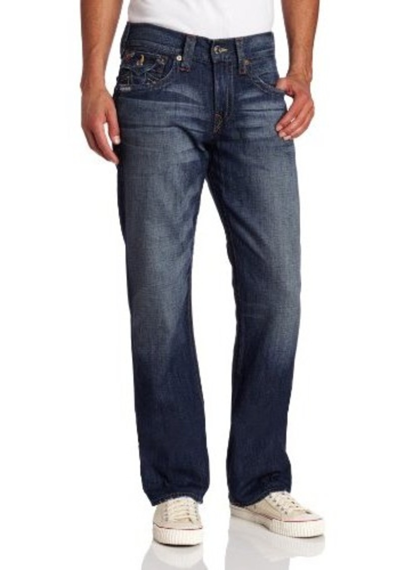 true religion true religion men 39 s ricky straight leg jean in desert drought jeans shop it to me. Black Bedroom Furniture Sets. Home Design Ideas