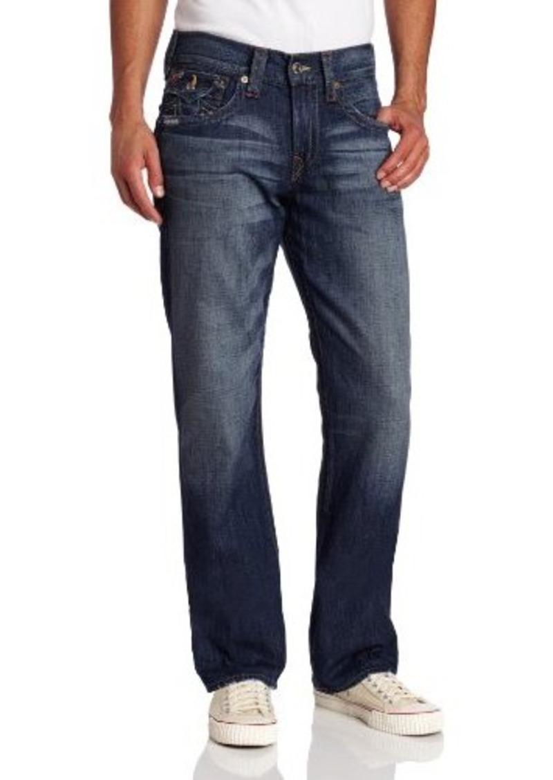 true religion true religion men 39 s ricky straight leg jean. Black Bedroom Furniture Sets. Home Design Ideas