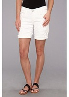 True Religion Miles Relaxed Rolled Short in Casa Blanca