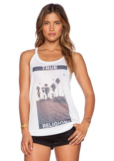 True Religion Palm Tree Tank