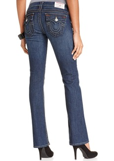 True Religion Petite Becky Bootcut Jeans, Dusty Skies Wash