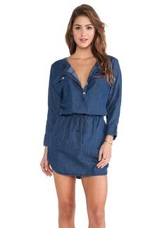 True Religion Popover Shirt Dress