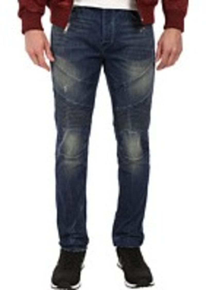 true religion true religion rocco moto jeans in rough. Black Bedroom Furniture Sets. Home Design Ideas