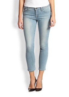 True Religion Serena Super Skinny Ankle Jeans