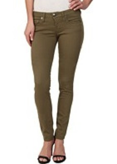 True Religion Shannon Overdye 1971 Jeans in Olive
