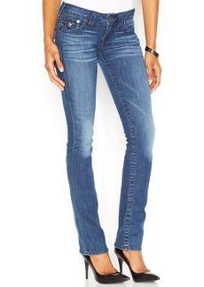 True Religion Straight-Leg Jeans, Del Mar Medium