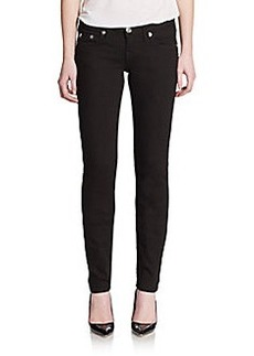 True Religion Swarovski Detailed Skinny Jeans