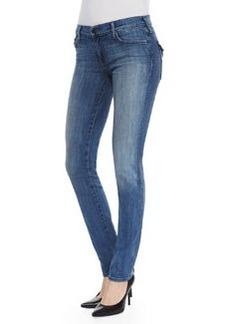 True Religion Victoria Mid-Rise Slim Jeans, Earth's Mystery