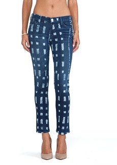 True Religion Victoria Skinny Jean in Malinke