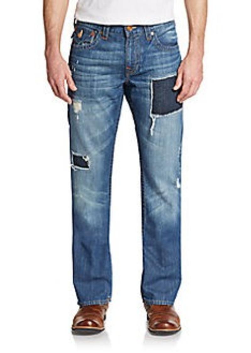 true religion true religion vintage straight leg jeans. Black Bedroom Furniture Sets. Home Design Ideas