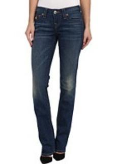 True Religion Wendy Straight Leg Jean in Del Mar Medium