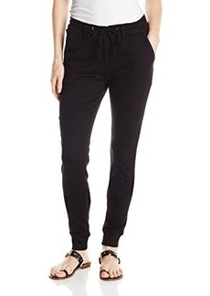 True Religion Women's Arya Five Pocket Jog Pant In Black