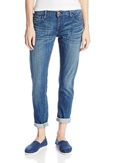 True Religion Women's Audrey Midrise Jean In Vintage Selvage