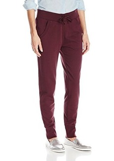 True Religion Women's Banded Skinny French Terry Pant