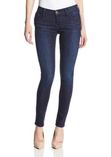 True Religion Women's Halle High Rise Skinny Jean In Picasso Blues
