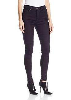 True Religion Women's Halle High Rise Super Skinny 30 Inch Jean