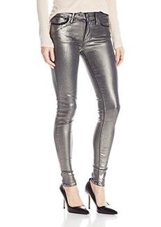 True Religion Women's Halle Mid Rise Super Skinny 30 Inch Jean
