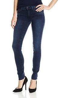 True Religion Women's Halle Midrise Super-Skinny Jean In Kept Promises