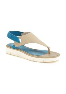 Tsubo 'Endora' Leather Thong Sandal (Women)