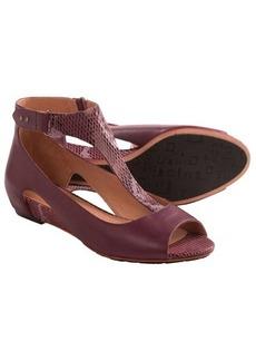 Tsubo Gerri Snake Sandals (For Women)