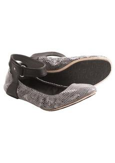 Tsubo Hedi Snake Print Shoes - Flats (For Women)