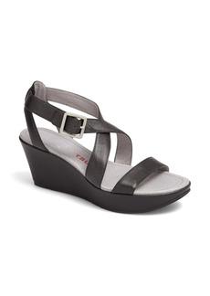 Tsubo 'Olivette' Wedge Sandal