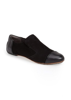 Tsubo 'Ravyn' Cap Toe Suede Loafer (Women)