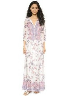Twelfth St. by Cynthia Vincent India Maxi Dress