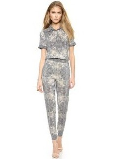Twelfth St. by Cynthia Vincent Shirt Jumpsuit