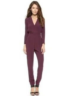 Twelfth St. by Cynthia Vincent Zip Front Jumpsuit