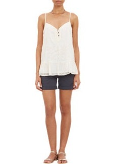 Twelfth Street by Cynthia Vincen Aztec Embroidered Camisole